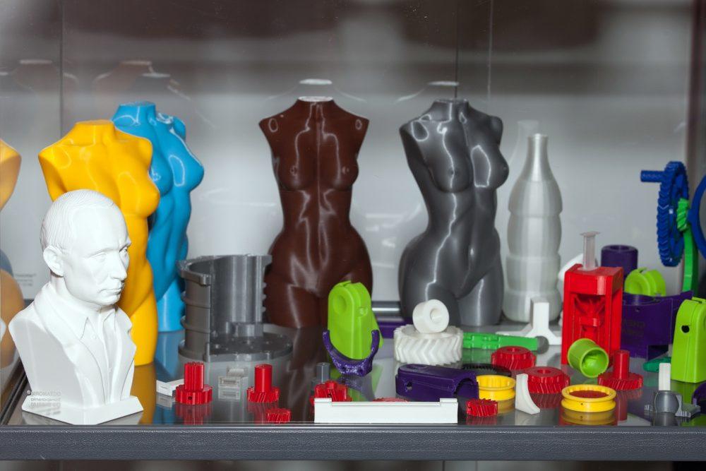 3Dプリンターの選び方:素材で選ぶ